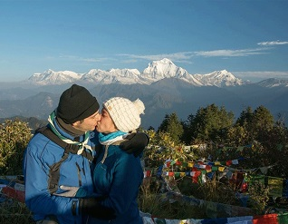 Romantic Nepal tour