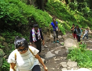 Adventure in Kasol
