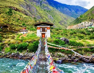 Colours of Bhutan