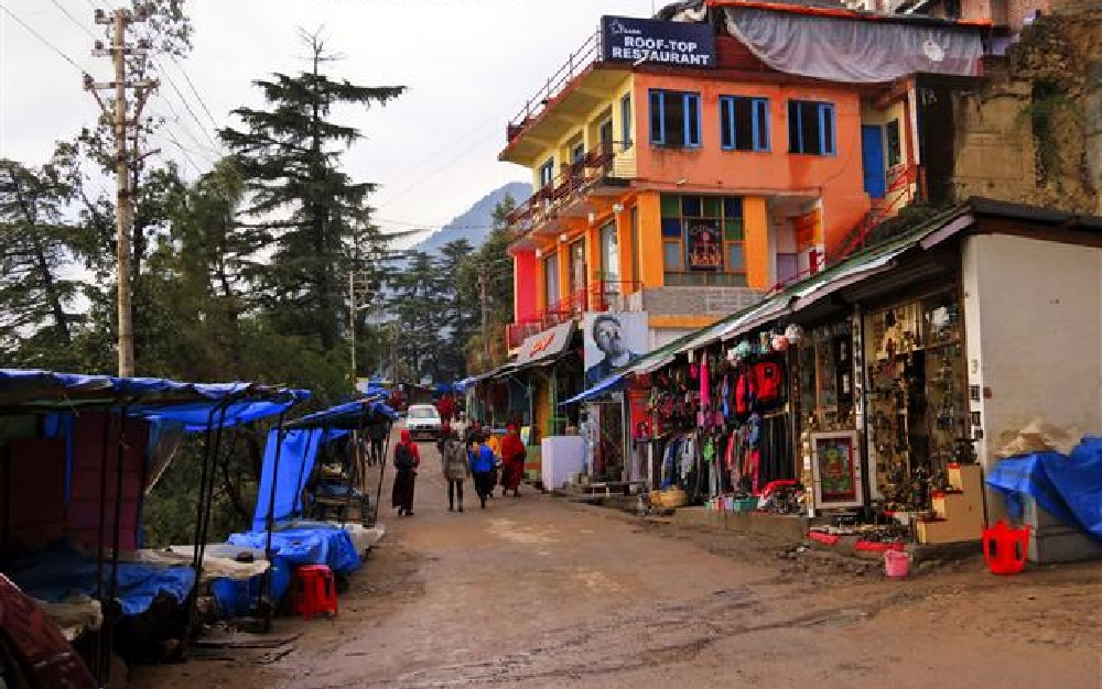 Mcleodganj Shpping