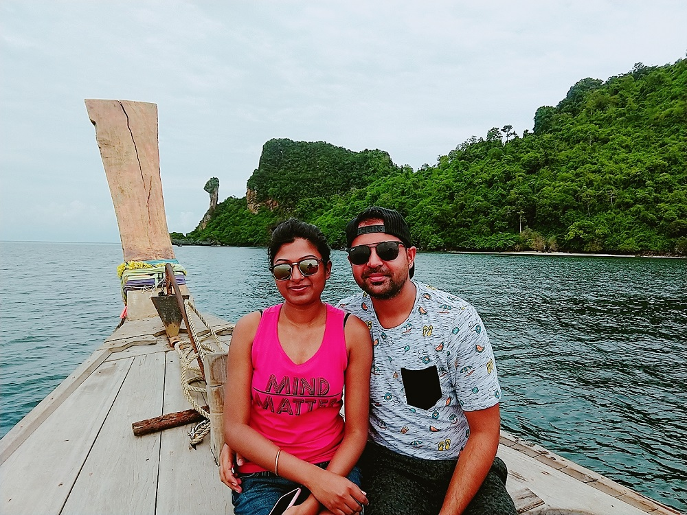 Santosh Saha - Travel Diary - Thailand