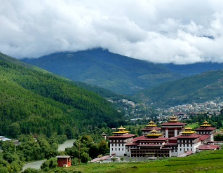 Valley of Beauty Bhutan